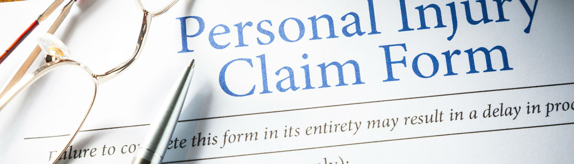 Specialists in Personal Injury* Claims for Accidents at Work