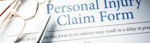 Personal Injuries Claims